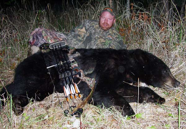 Canada Black Bear Hunts